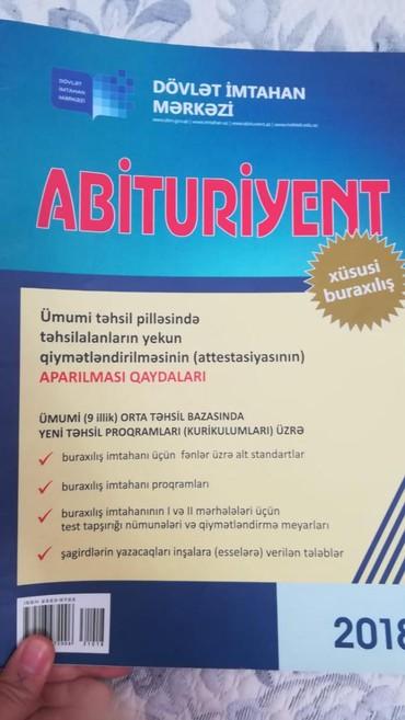 buraxılış - Azərbaycan: Abituriyentlər üçün xüsusi buraxılış