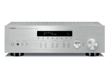 YAMAHA R-N303. Качество Hi-Fi для всей вашей музыкиСделайте ресивер