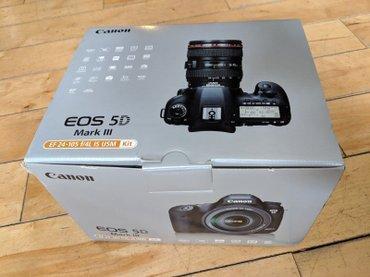 Bakı şəhərində Canon çoxdan gözlənilən EOS 5D Mark III-i təqdim etməkdən