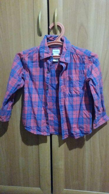 carter s bodi в Кыргызстан: Carter's рубашка. На мальчика 2 года