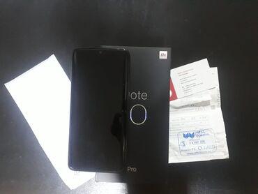 İşlənmiş Xiaomi Mi Note 10 Pro 256 GB qara