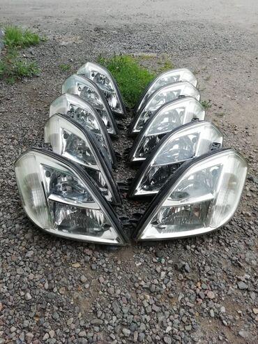 Транспорт в Бает: Автозапчасти фары передние на ниссан теана nissan teana j31 оригинал