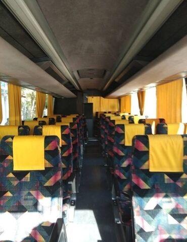 9 мик в Кыргызстан: Продаю автобус MAN BERGHOFF. Термопод, автономка, откидные сиденья с
