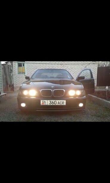 bmw-sedan - Azərbaycan: BMW 5 series 2.5 l. 2001   305000 km