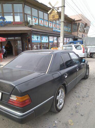 запчасти mercedes w124 в Кыргызстан: Mercedes-Benz W124 2.3 л. 1992