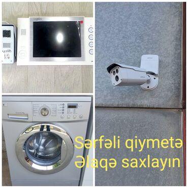 televizor temiri - Azərbaycan: Camera qurlaşdırmasıSiqnalizasiya qurlaşdırılmasıDomofon