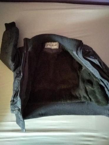 Zimska jakna za decake,bez ikakvih oštećenja,topla.Ne pise vel.moje