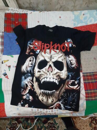 """Продаю мерч """"Slipknot"""". Не надевал поскольку размером не подошла"""