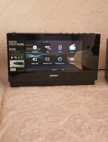 tv tuner - Azərbaycan: Sony sound system featuring:- Digital display- Photo