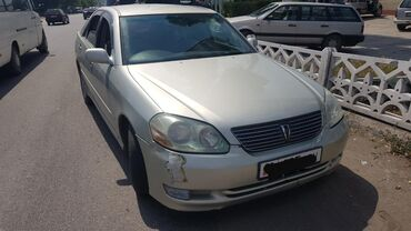 Toyota Mark II 2.5 л. 2002