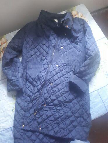 Женские куртки в Кыргызстан: Куртка. К ней есть еще пояс. Состояние очень хорошее