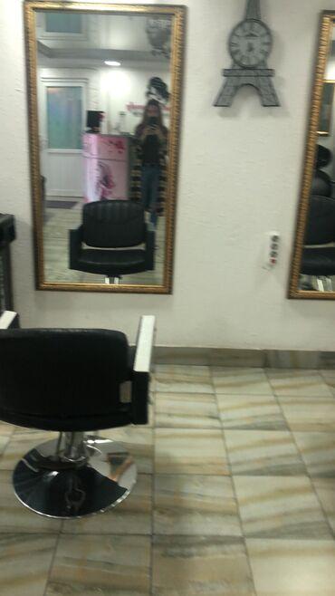salon krasoty v centre goroda в Кыргызстан: В салон красоты требуютсяопытные женские мастерамы работаем 12лет