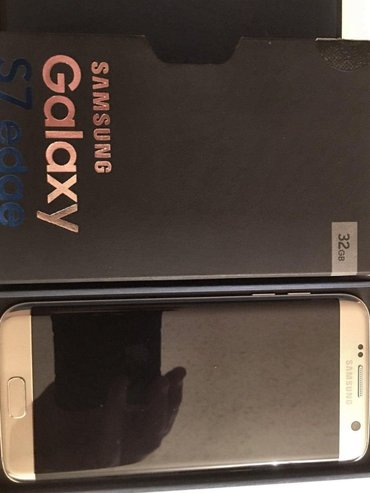 Samsung Galaxy S7 άκρη SM-G935A - 32GB - Ασημένιο τιτάνιο (AT & T) in Athens