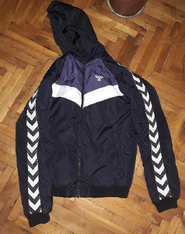 Bez-jakna-l - Srbija: HUMMEL jakna za dečake, veličina 176 (16 godina). Jakna je bez