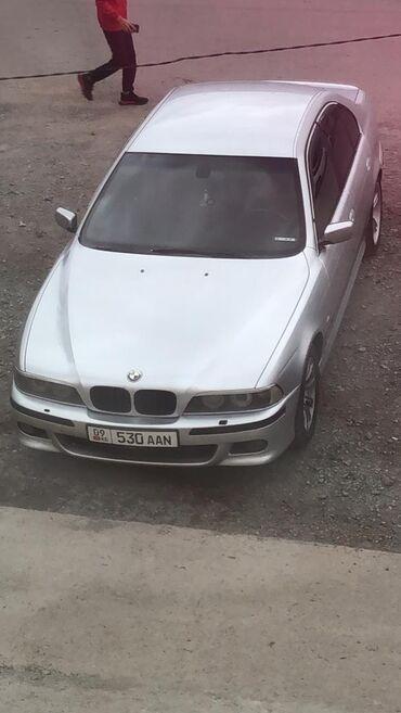 BMW 5 series 3 л. 2001