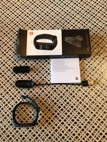 50 mm - Azərbaycan: Xiaomi Mi Band 4 (Global Versiyon)Batareya həcimi: 135mAh