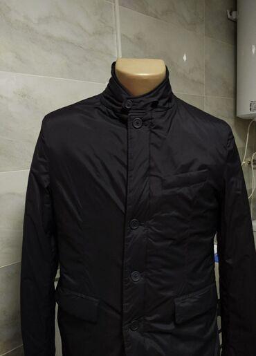 Мужская одежда - Талас: Мужская куртка осенне весенняя в оригинале  Massimo Dutti   Размер М Ц