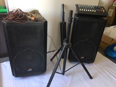 акустические системы taga harmony колонка банка в Кыргызстан: Отличный комплект звука для ресторана, банкетного зала, кафе, школы