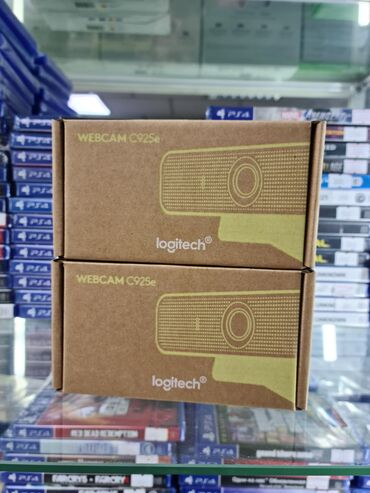 13200 объявлений: Web камера Logitech C925eГарантия- 6 месяцев. Цена - 11900
