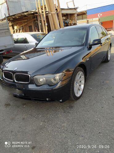 BMW 735 3.5 l. 2001 | 3500000 km