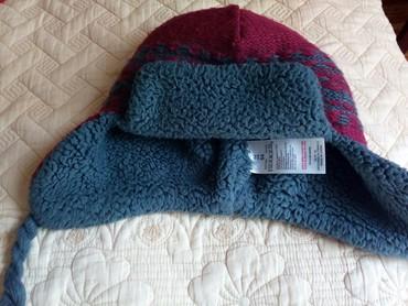 детские вязаные шапки ручной работы в Кыргызстан: Шапка детская. б/у. Франция. Очень мягкая
