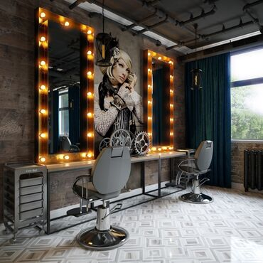 лампы для салона красоты в Кыргызстан: Срочно Продаю!  Действуйщий бизнес, Салон Красоты в центре «Золотой К