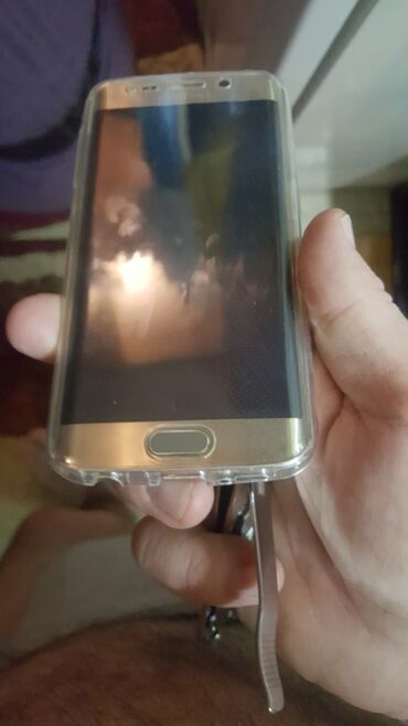 Samsung galaxy on5 - Srbija: Novo Samsung Galaxy S6 Edge 64 GB zlatni