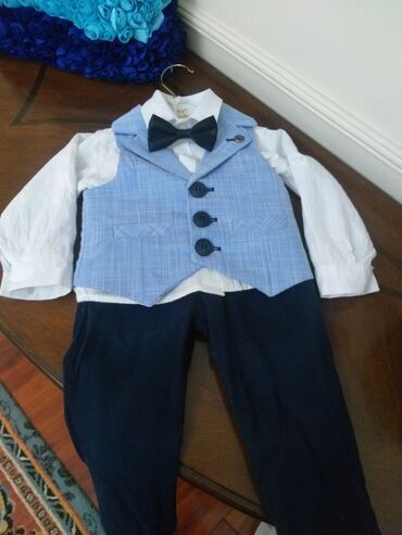shorty hugo boss в Кыргызстан: Продаю костюмчик на 1 годик, от фирмы Moda Grand, Турция. Брюки