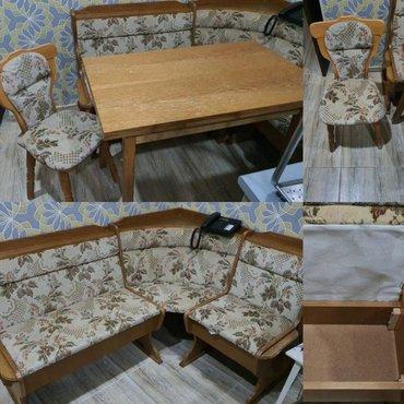 Дом и сад в Сальян: Stol divan bazali +2 stulla hec bir peoblemi yoxdur Qiymet 270 AZN
