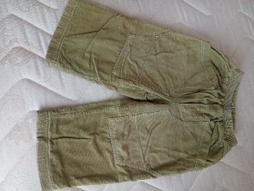 Guess-jeans-karirane-pamuk - Srbija: Pantalone sitni somot pamuk postavljene malo nosene