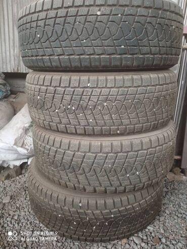 шини 235 55r17 в Кыргызстан: Зимние шины 235/55/18