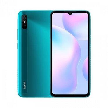 Смартфоны oneplus - Кыргызстан: MiStore Xiaomi Redmi 9A 2/32(Blue, Green,Black) - 8800 сКоротко о