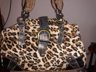 Tigrasta torba iz Švajcarske - Kraljevo