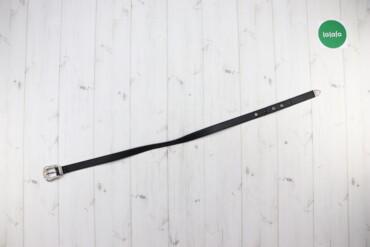 Жіночий пасок    Довжина: 97 см Ширина: 2 см   Стан: гарний