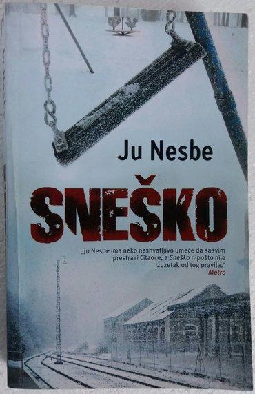 SNEŠKO - Ju Nesbe - Vranje