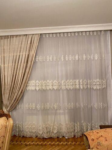 2 этажная кровать в Азербайджан: Eni 2.75 hundurluk 2.70 rengi qehveyi