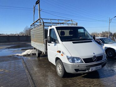 уаз бортовой в Кыргызстан: Mercedes-Benz Sprinter 2.7 л. 2004 | 400000 км