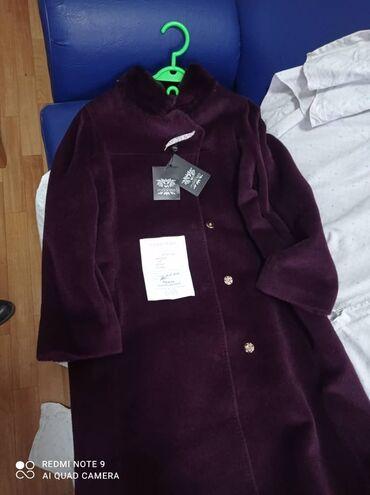 женское пальто в Кыргызстан: Новое женское итальянское итальянское пальто р.52-54