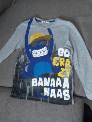 Hm decije majice,veoma kvalitetne,kupljene u austriji,za decu od 6-8 g - Smederevo