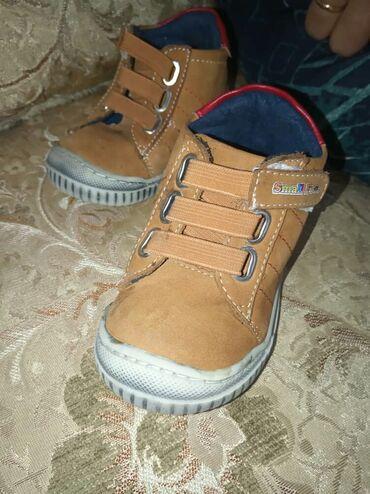ортопедические ботинки для детей в Кыргызстан: Продаю детские турецкие ортопедические ботинки.Покупали