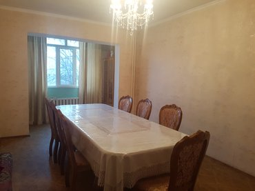 Продаю квартиру. Три комнаты, 105-я серия. Не угловая Р-н в Бишкек
