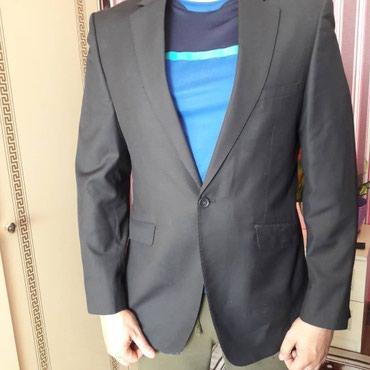 Мужские пальто в Кыргызстан: Итальянскик пиджаки в отличном состоянии. Размер 52-54. Цена 400 сом