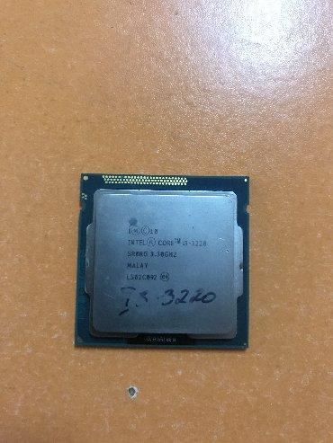 bmw i3 i3 - Azərbaycan: CPU i3 3220 Təzədi