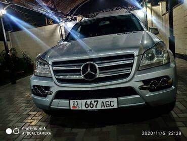 Mercedes-Benz GLE-class 4.7 л. 2010
