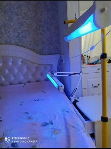 Медицинские лампы - Кыргызстан: Сдается фотолампа от желтушки лампы новые сертификаты очки есть