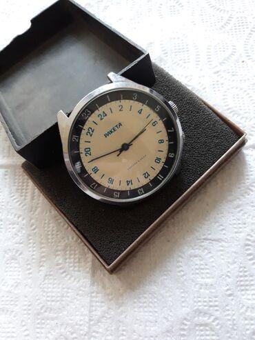- Azərbaycan: Raketa qol saati ( 24 saat modeli ) mexaniki isdifadə edilməyib 1970