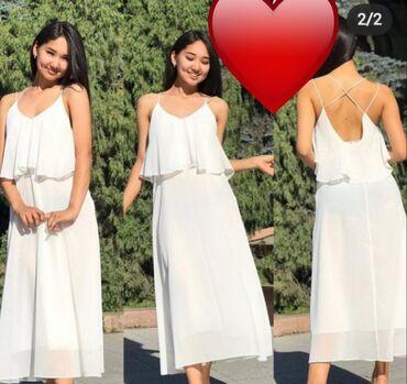 Красивое платье Размер S M  Цена 999 сом