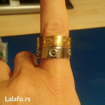 Cartier prstenje,velicine 9 i 10 - Novi Sad