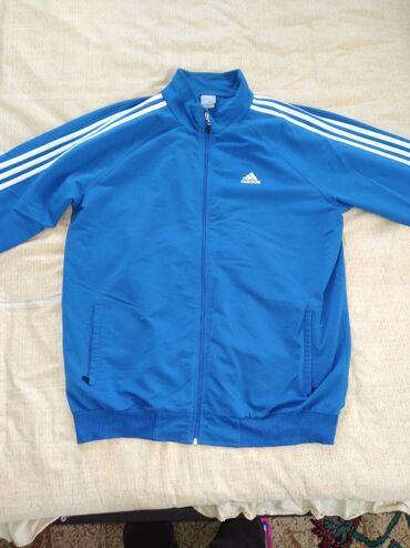 adidas m в Кыргызстан: Спортивный джемпер Adidas б/у   Хб Размер: 56/58 Цена: 600с