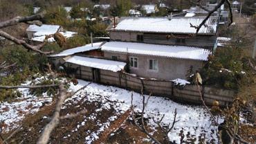Двухэтажный дом + 2 участка 17 соток  в Кемин